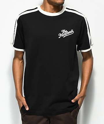 The Hundreds Palos Black T-Shirt