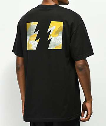 The Hundreds Range Black T-Shirt