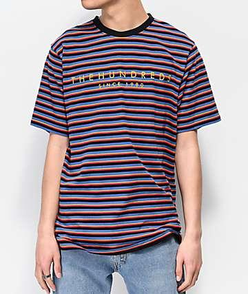 The Hundreds Renner Black T-Shirt