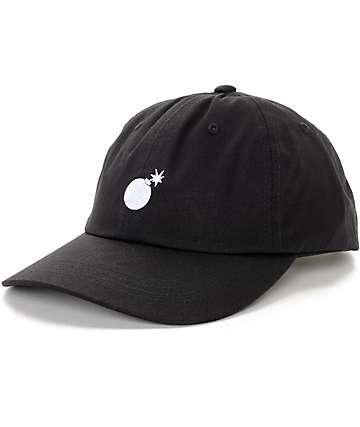 The Hundreds Solid Bomb gorra strapback en negro