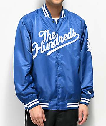 The Hundreds Team Blue Jacket