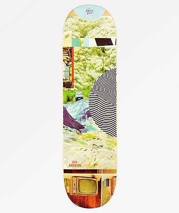 "The Killing Floor Anderson Future Shock 8.25"" Skateboard Deck"