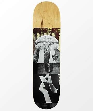 "The Killing Floor Black Magic 8.0"" Skateboard Deck"