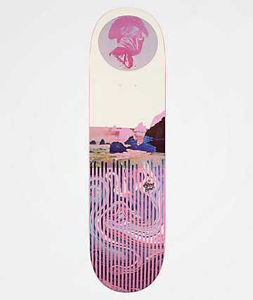 "The Killing Floor Innervisions 8.5"" Skateboard Deck"