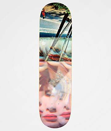 "The Killing Floor Paradox Warrior 8.25"" Skateboard Deck"