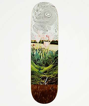 "The Killing Floor Tulips 8.5"" Skateboard Deck"