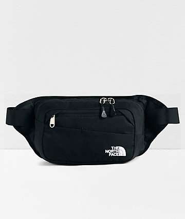 The North Face Bozer II Black Fanny Pack