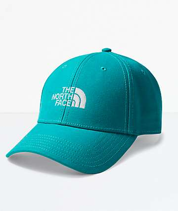 The North Face Classic 66 Everglade Blue Strapback Hat