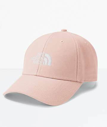 The North Face Classic 66 Mist Rose Strapback Hat