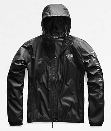 The North Face Cyclone 2.0 Black Windbreaker Jacket
