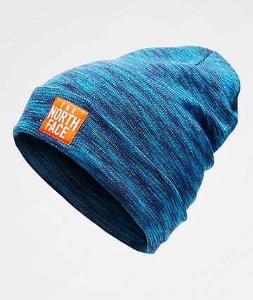 The North Face Doc Worker Turkish Sea Beanie