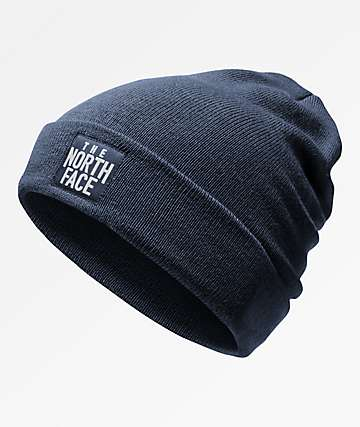 The North Face Doc Worker Urban Navy Beanie
