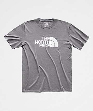 The North Face Half Dome Grey T-Shirt
