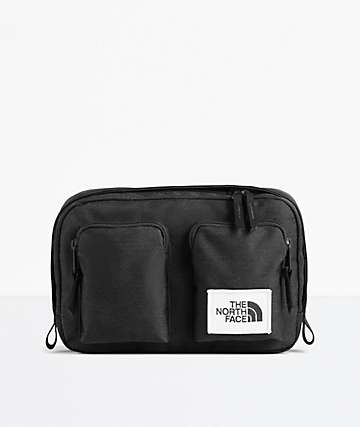 The North Face Kanga Black Fanny Pack