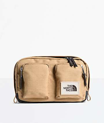 The North Face Kanga Kelp Tan Fanny Pack