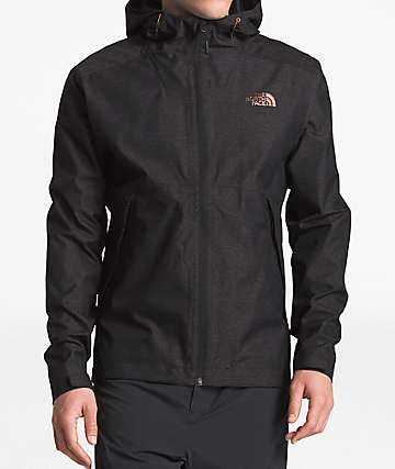 The North Face Millerton Black & Copper Jacket