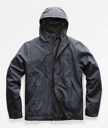 The North Face Millerton Grey & Black Jacket