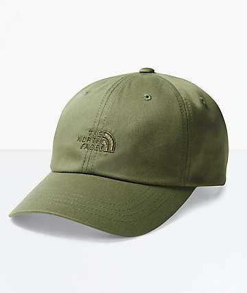 The North Face Norm Burnt Olive Strapback Hat