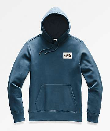 The North Face Patch Navy Hoodie