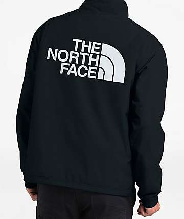 The North Face Telegraphic Black Coaches Jacket