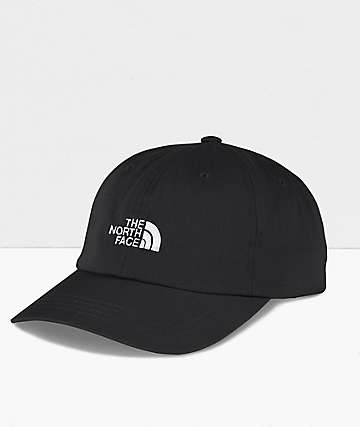 The North Face The Norm Black Strapback Hat