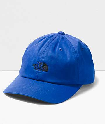 The North Face The Norm Blue Strapback Hat