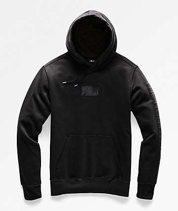 The North Face Urban EX Black Hoodie
