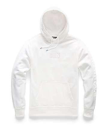 The North Face Urban EX White Hoodie