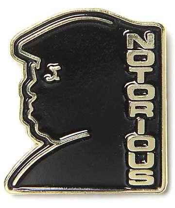 The Notorious B.I.G. Black Pin
