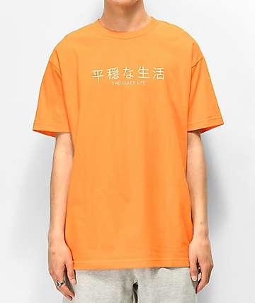 feaccb2f The Quiet Life Japan Orange T-Shirt