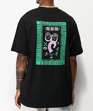 The Quiet Life Post Black T-Shirt