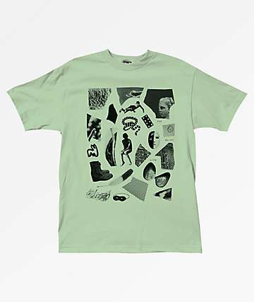 The Quiet Life x Beth Hoeckel Mint T-Shirt