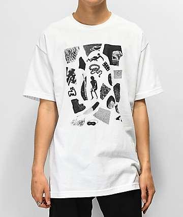 The Quiet Life x Beth Hoeckel White T-Shirt