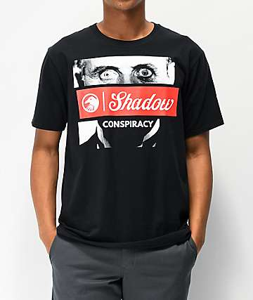 The Shadow Conspiracy Creeper Black T-Shirt