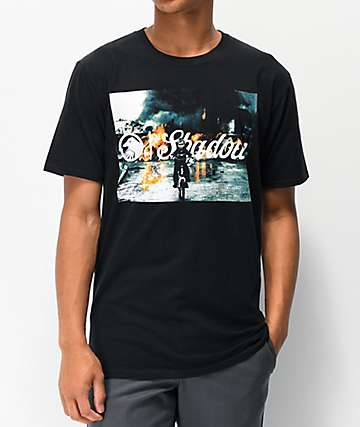 The Shadow Conspiracy Innocence Black T-Shirt