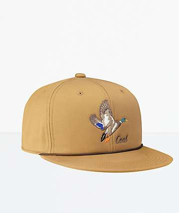 The Wilderness SP Natural Snapback Hat