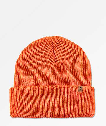 ThirtyTwo Basixx  gorro naranja