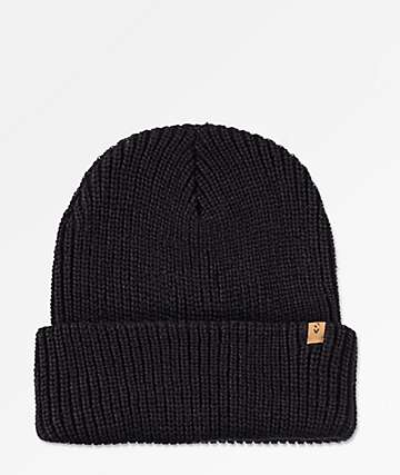 ThirtyTwo Basixx Black Beanie