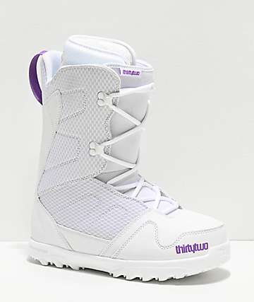 ThirtyTwo Exit White Snowboard Boots Women's 2020