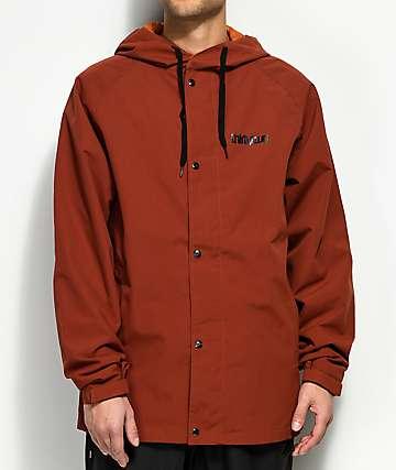 ThirtyTwo Grasser Oxblood 10K chaqueta de snowboard