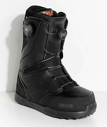 ThirtyTwo Lashed Boa botas de snowboard en negro