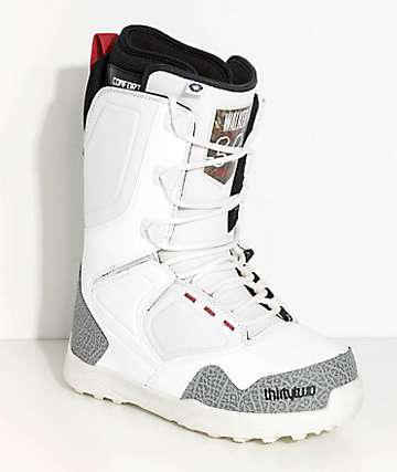 ThirtyTwo Light Walker botas de snowboard en blanco