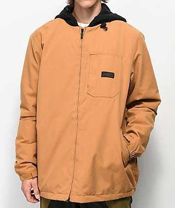 ThirtyTwo Merchant Brown 10K Snowboard Jacket