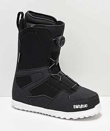 ThirtyTwo Shifty Boa 2019 botas de snowboard en negro