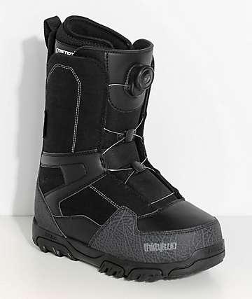 ThirtyTwo Shifty Boa botas de snowboard negras