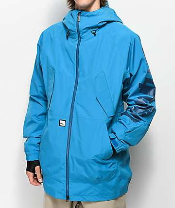 ThirtyTwo TM 10K chaqueta de snowboard azul