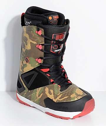 ThirtyTwo TM-3 Camo Grenier Snowboard Boots