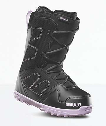 ThirtyTwo Womens Exit Purple Snowboard Boots 2019
