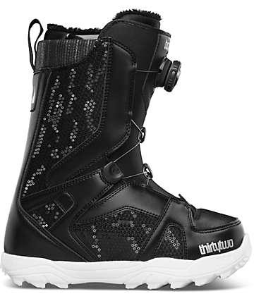 Thirtytwo STW boa botas de snowboard para mujeres