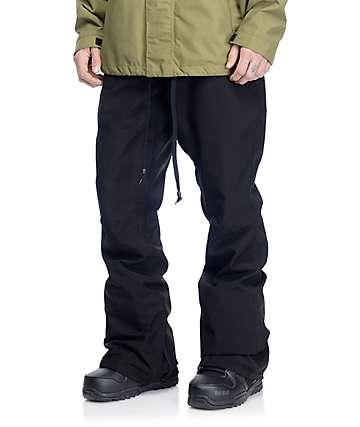 Thirtytwo Wooderson pantalones de snowboard en negro